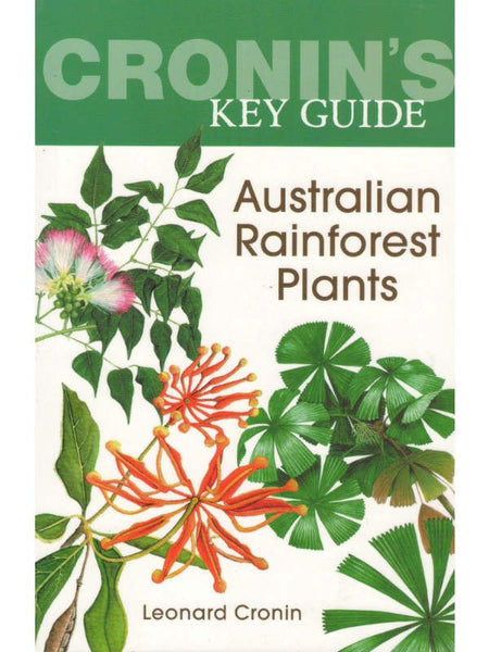 Cronins Key Gde Aust Rainforest Plants