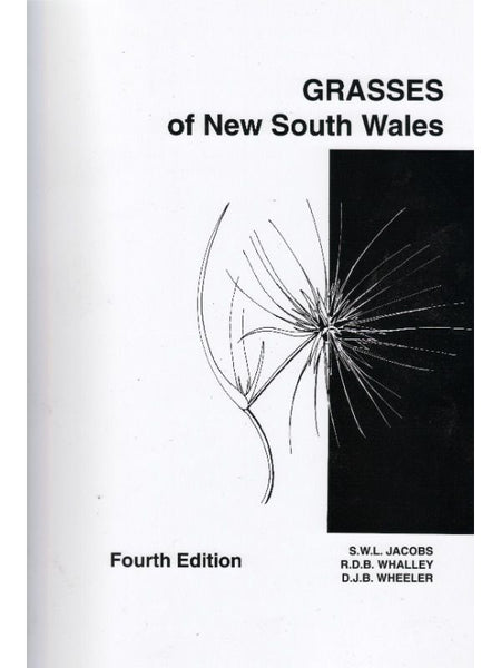 Grasses of NSW 4th Edition