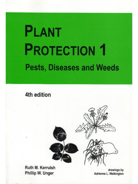 Plant Protection I Pests and Diseases NEW