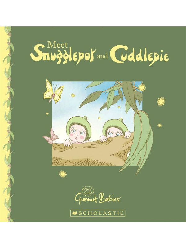 Meet Snugglepot and Cuddlepie Board Bk