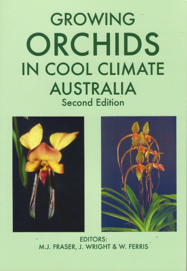 Growing Orchids in Cool Climate Aust 2nd