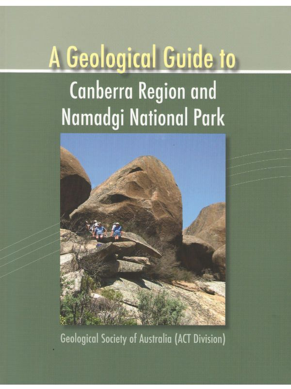 Geological Guide to Canberra Region