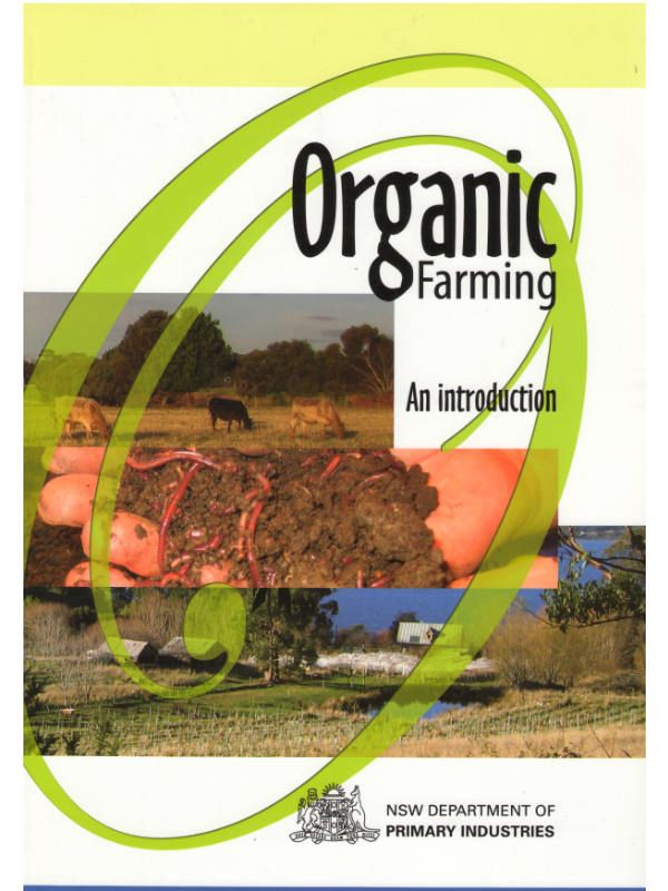 Organic Farming An Introduction