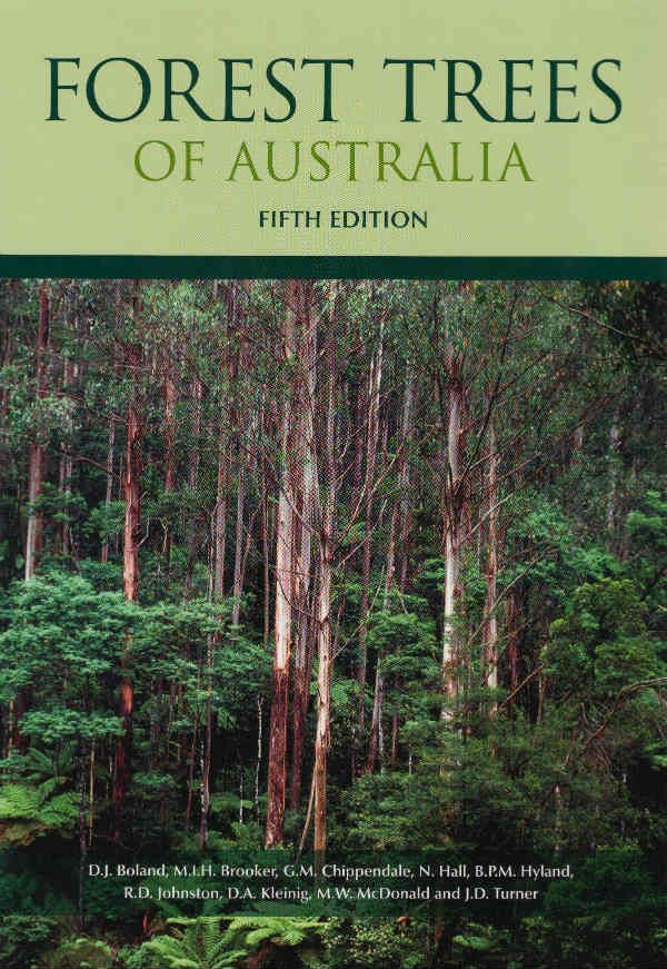 Forest Trees of Aust 5th Edition