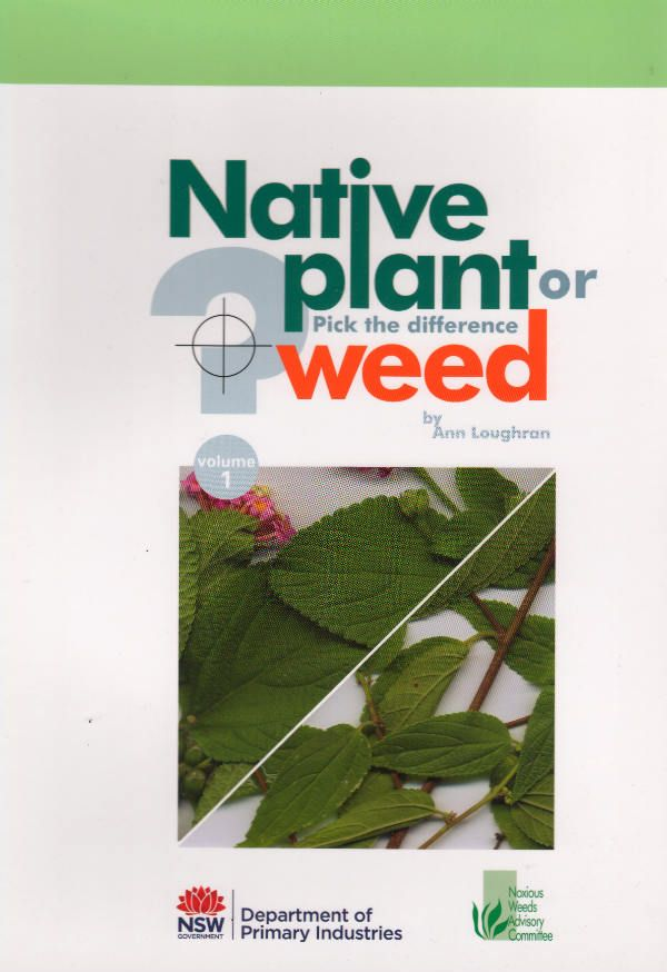 Native Plant or Weed 1 Pick the Diff