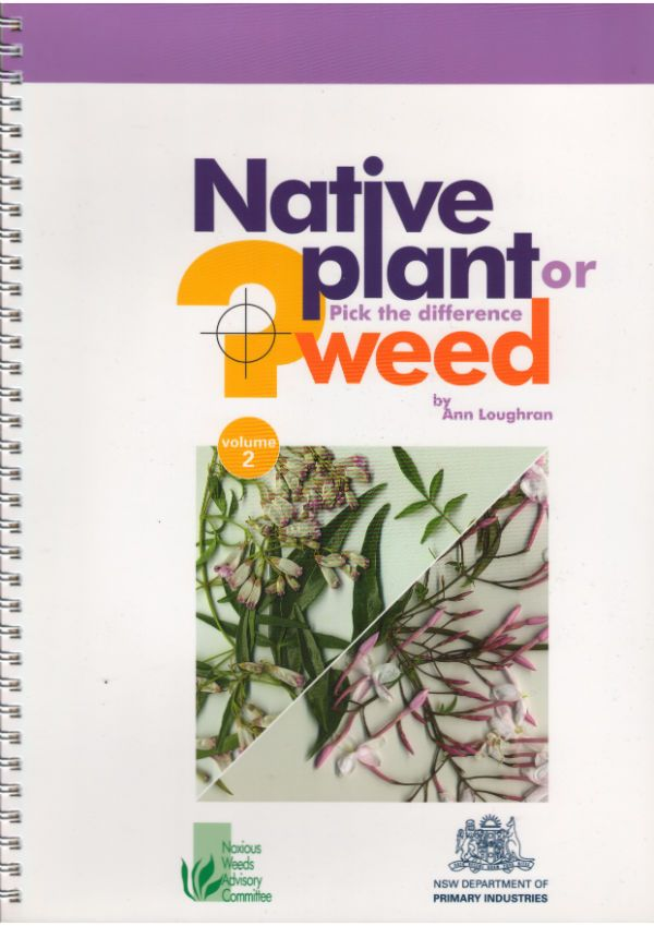 Native Plant or Weed 2 Pick the Diff
