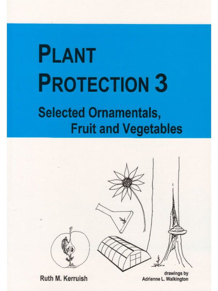Plant Protection III Selected Ornamental