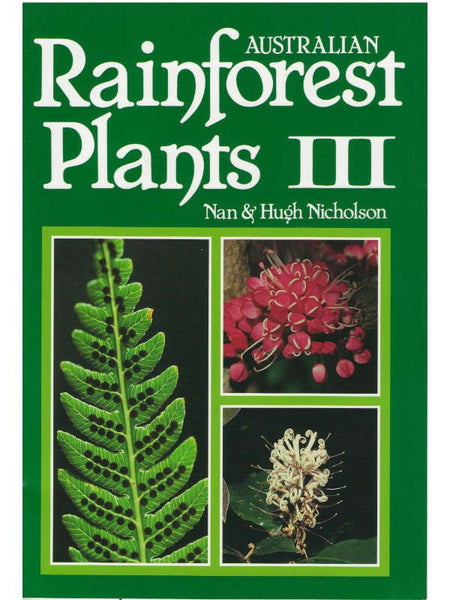 Aust Rainforest Plants III