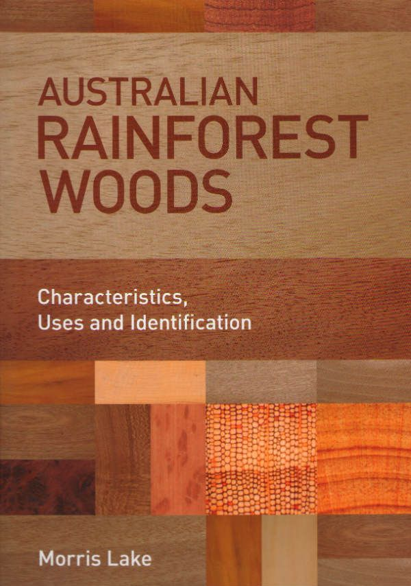Australian Rainforest Wood