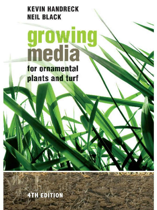 Growing Media for Ornamental Plants 4th