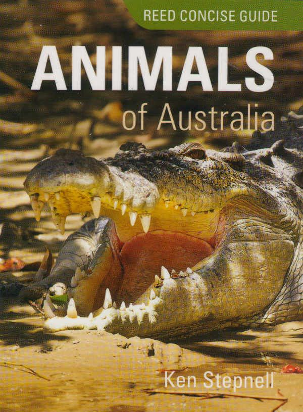 Animals of Australia Reed Concise Guide