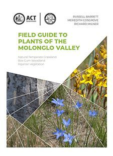 Field Guide to Plants of the Molonglo Valley