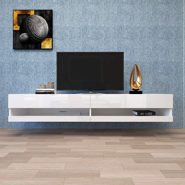 Floating TV Stand Flyinglifehome