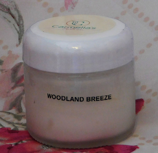 Woodland Breeze 2 ounce - Carmella's Lotion