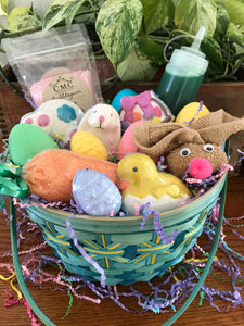 Ultimate Bunny Bath Basket