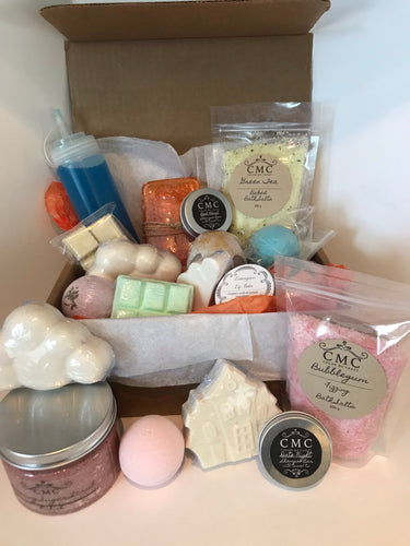 Pamper Pack Subscription Box