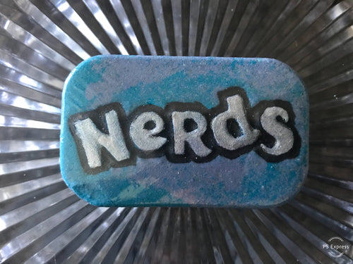 Nerds Bath Bomb