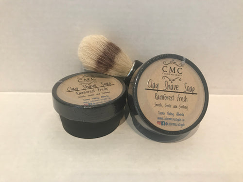 Clay Shave Soap
