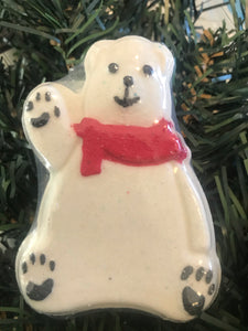Polar Bear Bath Bomb