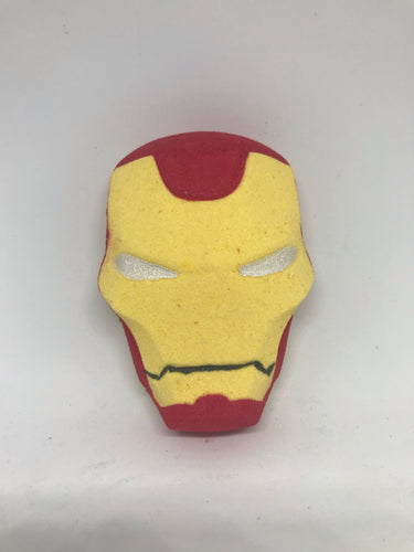 Iron Man Bath Bomb