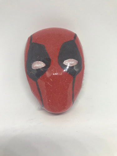 Deadpool Bath Bomb
