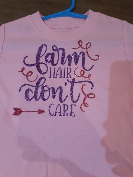 Tipi Bach Farm Hair... short sleeve T shirt