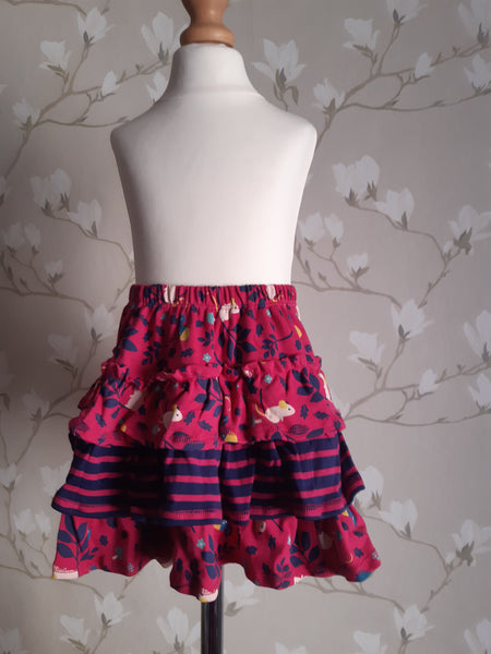 Piccalilly Mouse ra ra Skirt 2 years