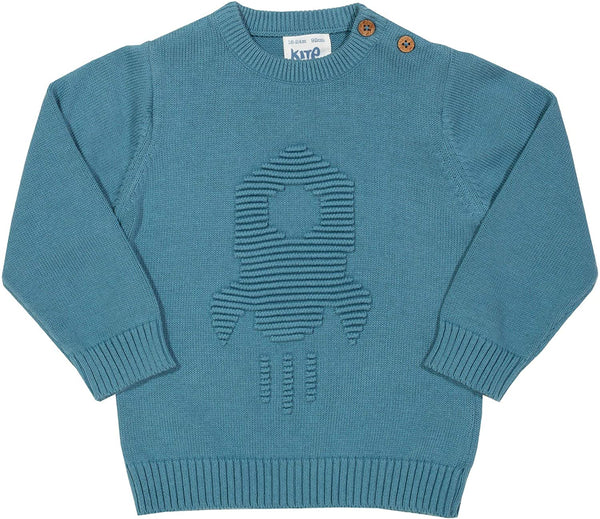 Kite Rocket Knit Jumper