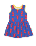 Toby Tiger Lobster Summer Dress