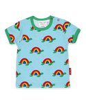Toby Tiger Multi Turtle T Shirt
