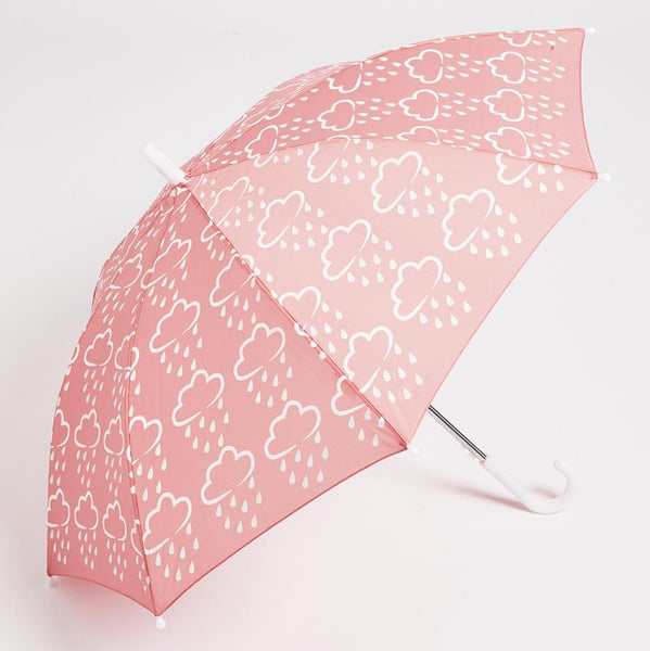Grass & Air Colour Changing umbrellas Coral