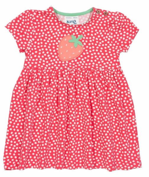 Kite Dotty Strawberry Dress