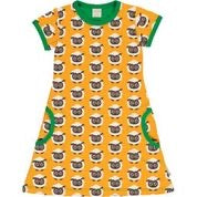 Maxomorra Classic Sheep Dress ss