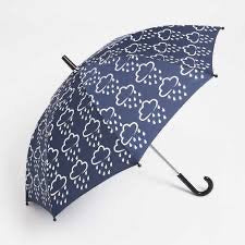 Grass & Air Colour Changing Umbrella Navy