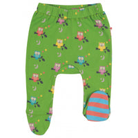 Piccalilly Midnight Owl Footed Trouser