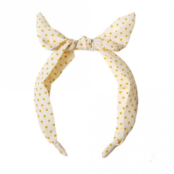 Rockahula Spotty Tie Headband