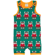 Maxomorra Classic Viking Playsuit short