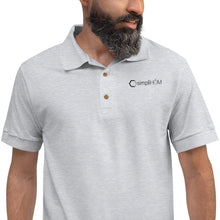 Load image into Gallery viewer, SimpliHom Embroidered Polo Shirt