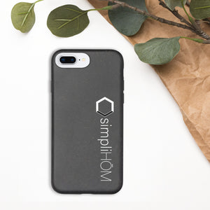 SimpliHom Biodegradable phone case