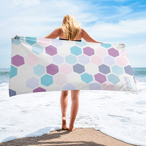 simpliMERMAID towel