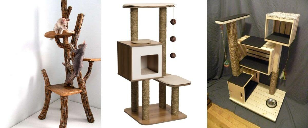 How much is a cat tree
