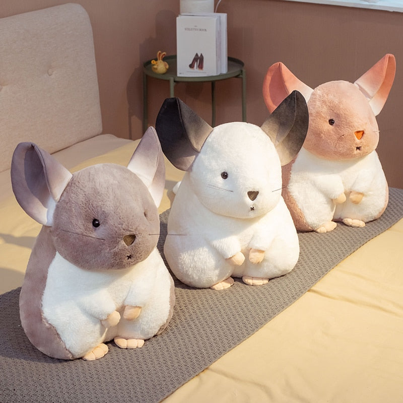 Cute Chinchilla Soft Plush Stuffed Doll Toy Gift
