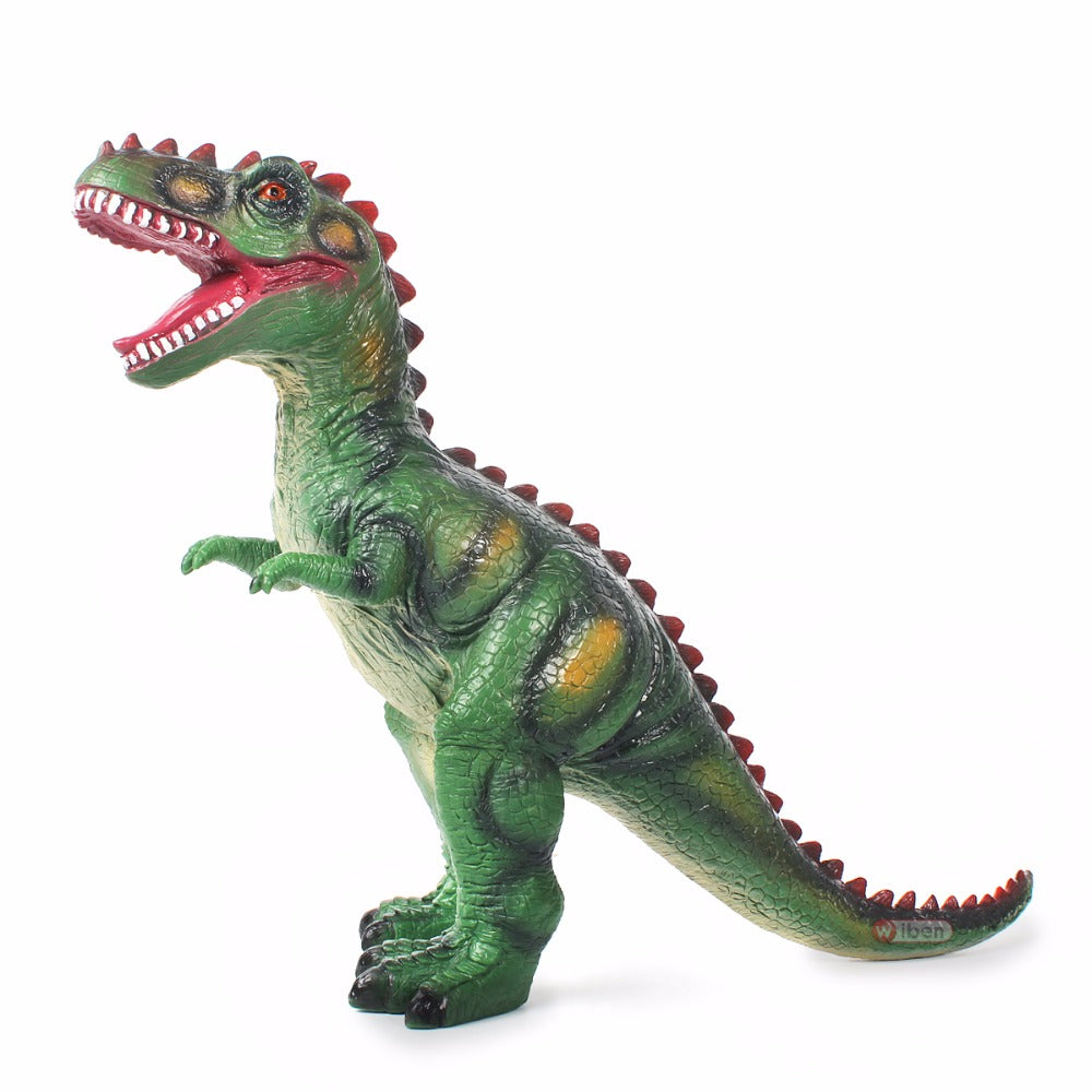 Jurassic Allosaurus Dinosaur Soft Plastic Model Action & Toy Figures