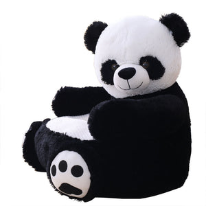 Cute Panda Bear Soft Plush Sofa Chair Cushion Seat Pillow