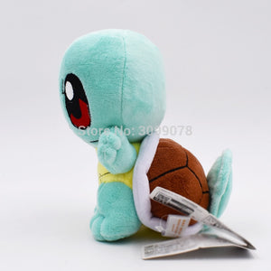 Cute Squirtle Zenigame Pokemon Plush Stuffed Dolls Toy