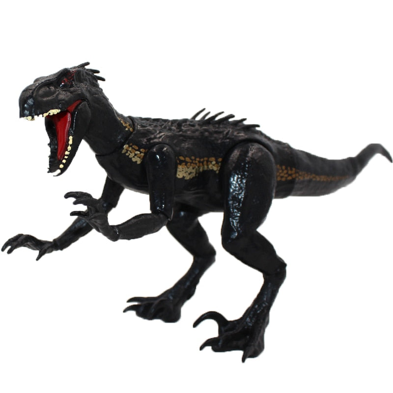 Jurassic Indoraptor Dinosaur Action Figure Model Toys