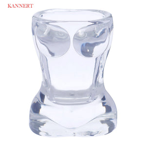 Sexy Lady Shape 22 ml Whiskey Wine Shot Glasses Bar Decor
