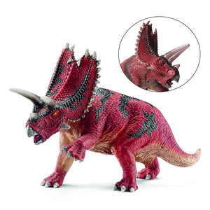Pentaceratops Dinosaur 7.5inch Solid PVC Action Figure Toy