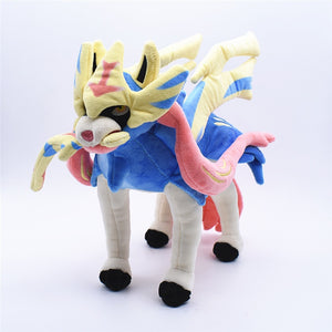 Legendary Pokemon Sword and Shield Stuffed Plush Doll Gift