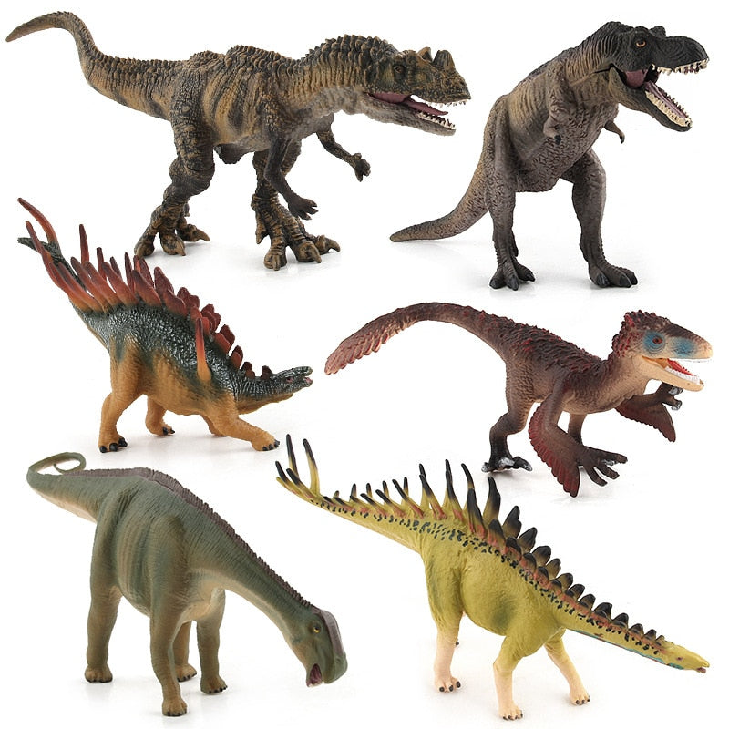 Jurassic Animal Dinosaur PVC Figure Model Toy